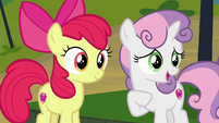 Sweetie Belle -we love being Cutie Mark Crusaders!- S7E21
