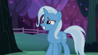 Trixie eager to show off her new trick S7E24