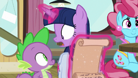 """Twilight """"about to call out the fifth team"""" S9E16"""