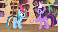 """Twilight Sparkle """"I'm the one who first introduced you"""" S4E04"""