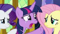 "Twilight Sparkle ""it's terrifying!"" S9E26"