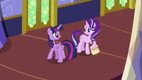 "Twilight Sparkle ""sound like your assignments"" S6E21"