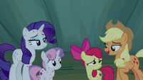 Applejack -maybe we could tell some stories- S7E16