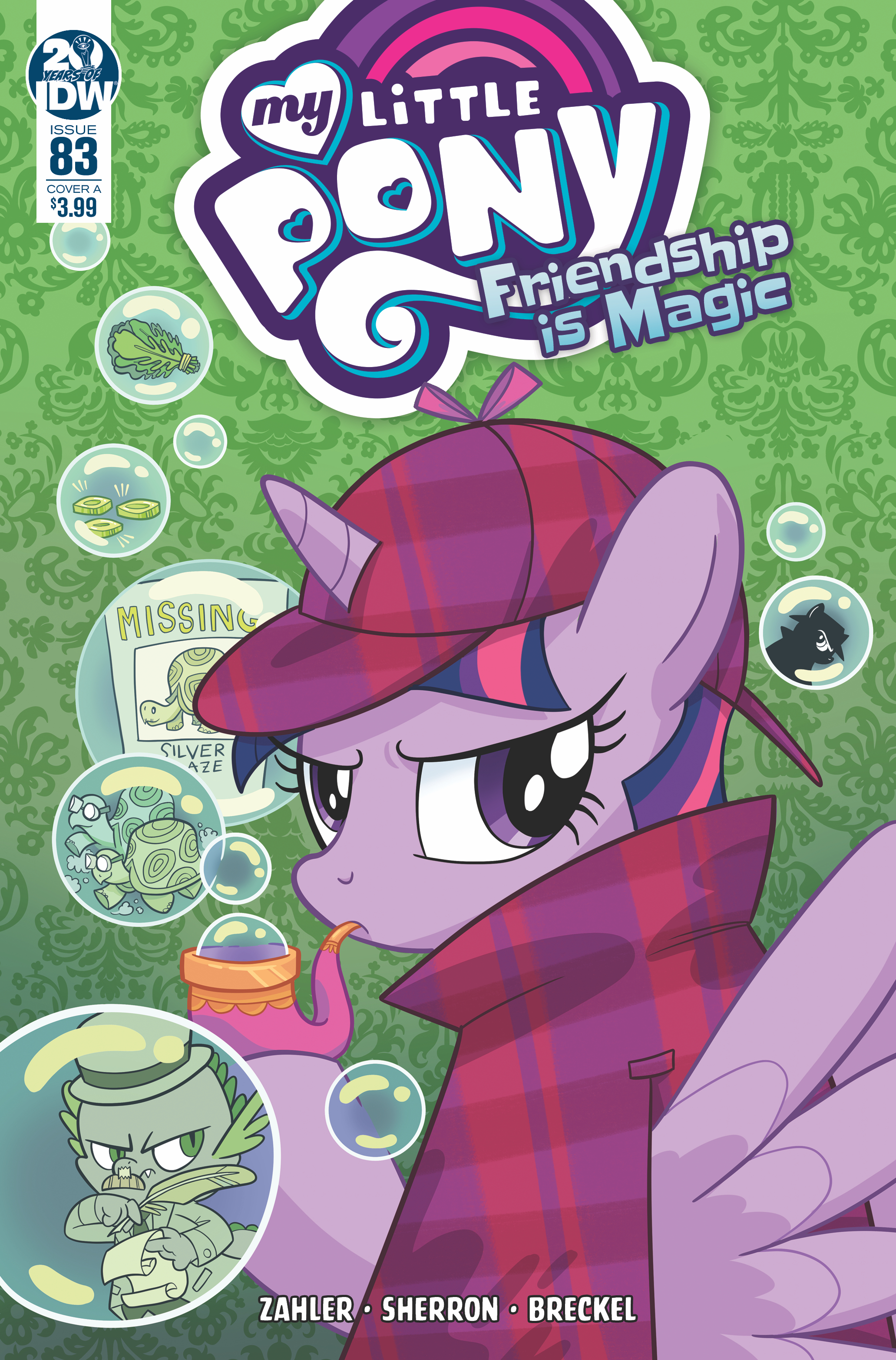 Friendship is Magic Issue 83