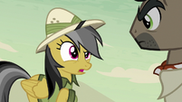 """Daring Do """"free to steal whatever you wanted"""" S7E18"""