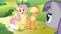Fluttershy -Or a trained butterfly- S4E18
