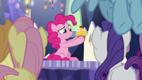 "Pinkie Pie ""he figured out his purpose"" S9E14"