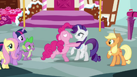 """Pinkie Pie """"so, SO excited!"""" S4E12"""