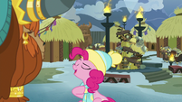 """Pinkie Pie """"that's why I'm here"""" MLPBGE"""