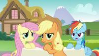 "Rainbow Dash ""here's a friendship lesson"" S6E21"