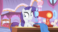 "Rarity ""what now"" S01E17"