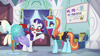 Rarity -these gems just spoke to me- S5E14