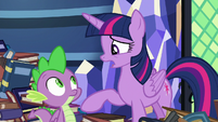"""Twilight """"taking over your room"""" S8E24"""