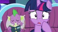Twilight -Oh, I feel terrible!- S5E12
