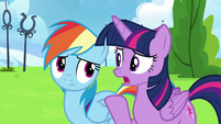 """Twilight Sparkle """"we could have avoided this"""" S6E24"""
