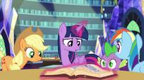 Twilight explains the sirens EG2