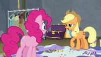 """Applejack """"keep your special effects away"""" S8E7"""