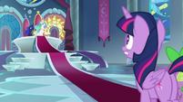 Celestia and Luna address Twilight Sparkle S9E1