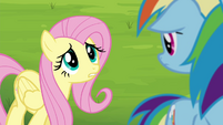 """Fluttershy """"hate to see you disappointed"""" S4E22"""