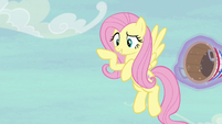 """Fluttershy """"you two really do need practice!"""" S6E18"""