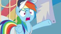 "Rainbow ""I got you a party cannon!"" S9E15"