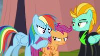 """Rainbow Dash """"and also, no!"""" S8E20"""