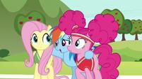"Rainbow Dash ""representing all of Ponyville"" S6E18"