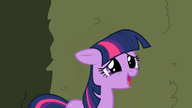 S02E01 Twilight cieszy się na widok Applejack