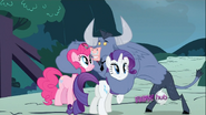 S02E19 Iron Will, Rarity i Pinkie