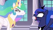 S07E10 Celestia i Luna kłócą się
