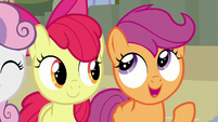 """Scootaloo """"you might even want to live there!"""" S8E6"""