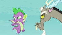 """Spike """"Starlight is in charge now"""" S8E15"""