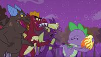 Spike refuses to smash egg S2E21