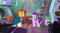 Starlight --you're not exactly proud of-- S6E2