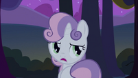 Sweetie Belle 'Without a sister either' S2E05