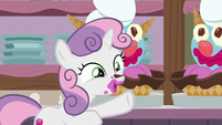 Sweetie Belle -I'll help you!- S7E6