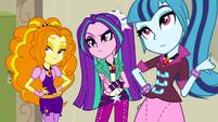 The Dazzlings hear the next band EG2