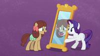 Yona reimagined as a pony S9E7