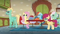 """Zephyr """"thought there'd be more ponies here"""" S6E11"""