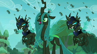 "Chrysalis ""I promise to leave the others alone"" S5E26"