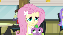 Fluttershy -I could find something to worry about- EG2
