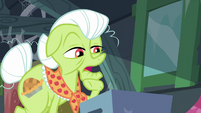 "Granny Smith ""I wish for once"" S5E17"