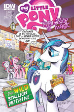IDW comics issue 12 cover