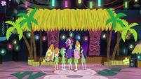 Pinkie Pie's Hawaiian theme EG2