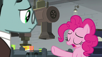 "Pinkie Pie ""I don't think that's it"" S9E14"