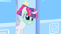 Rarity is number four and she's still prepping S1E16