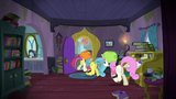 S05E12 Moondancer i przyjaciółki idą na zewnątrz