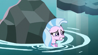 Silverstream tearing up with fear S8E22