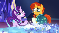 "Starlight ""totally excited about us going together"" S8E8"