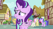 Starlight Glimmer --shouldn't be hard-- S6E6